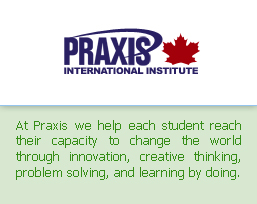 Praxis International Institute Logo